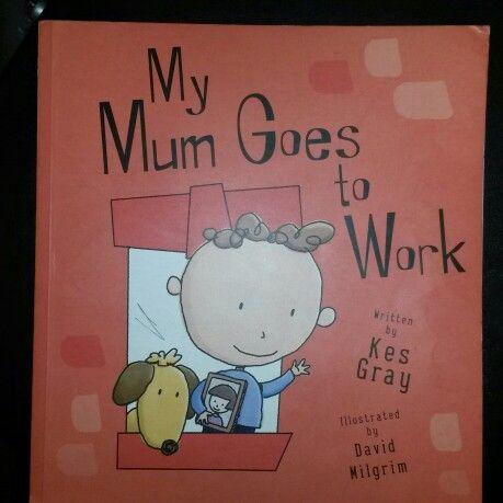 Un libro per le mamme che lavorano, ma pensano sempre ai loro bimbi!