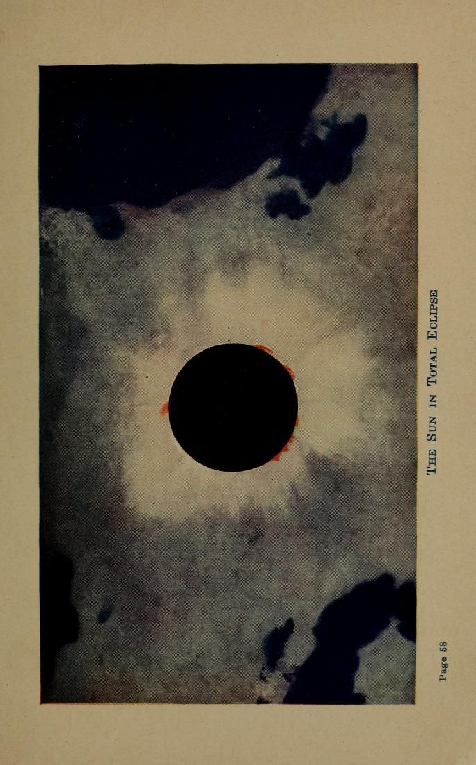 """""""The Sun in Total Eclipse"""" 1922, In Starland by Fanny Dickerson Chase #astronomy"""