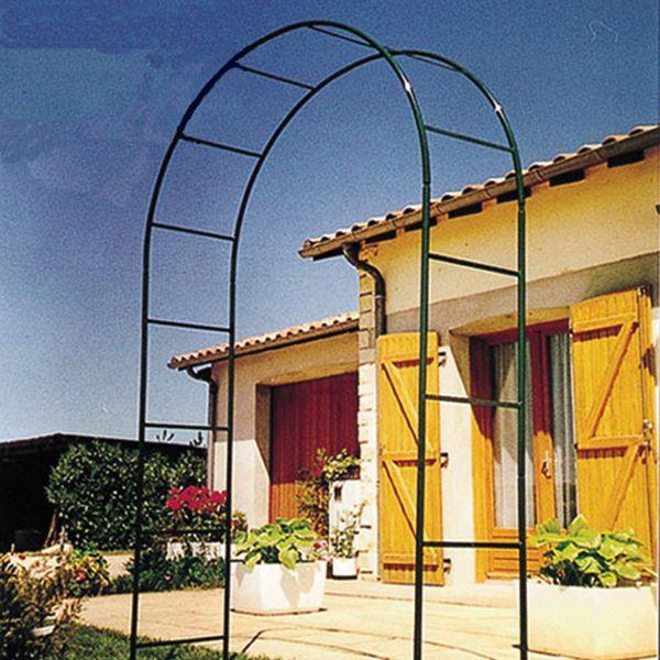 Pergola - Arceau de jardin - H 275 x P 40 x l 150 cm