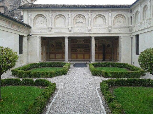 Giardino Segreto di Palazzo Te - Giulio Romano - Mantova
