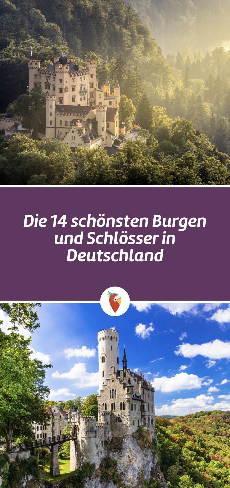 Burg Eltz Schloss Neuschwanstein Schloss Lichtenstein Es Gibt Viele Schone Reisen Urlaub Travel The World Quotes Germany Castles Neuschwanstein Castle