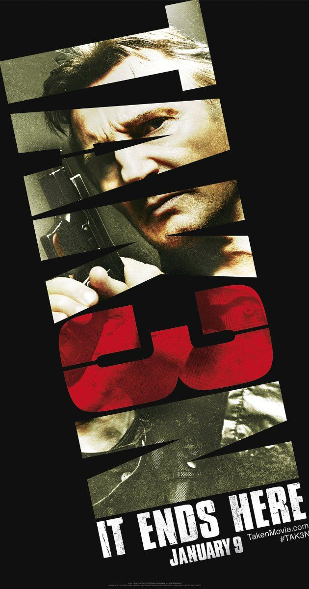 Directed by Olivier Megaton.  With Liam Neeson, Maggie Grace, Famke Janssen, Forest Whitaker. Bryan Mills, an Ex-government operative is accused of a ruthless murder he never committed or witnessed as he is tracked and pursued, Bryan Mills brings out his particular set of skills to find the true killer and clear his name.