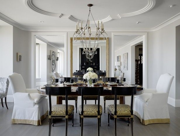 377 best Dining Rooms images on Pinterest | Dining room design ...