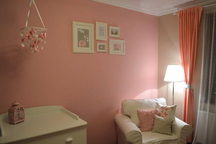 Peacefull room for baby / Békés babaszoba