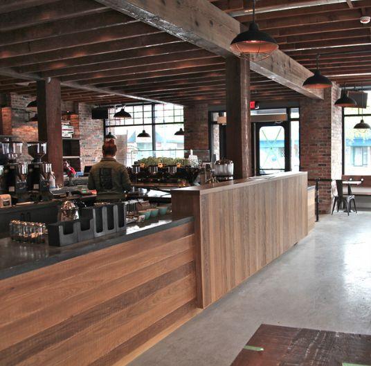 Kaper Design; Restaurant & Hospitality Design Inspiration: Lucky's Doughnuts