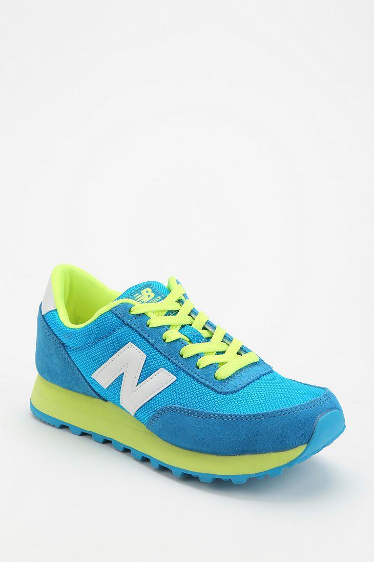 New Balance 501 Ballistic Colorblock Running Sneaker #urbanoutfitters