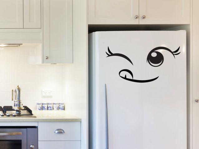 Die besten 25+ Kühlschrank Aufkleber Ideen auf Pinterest ...