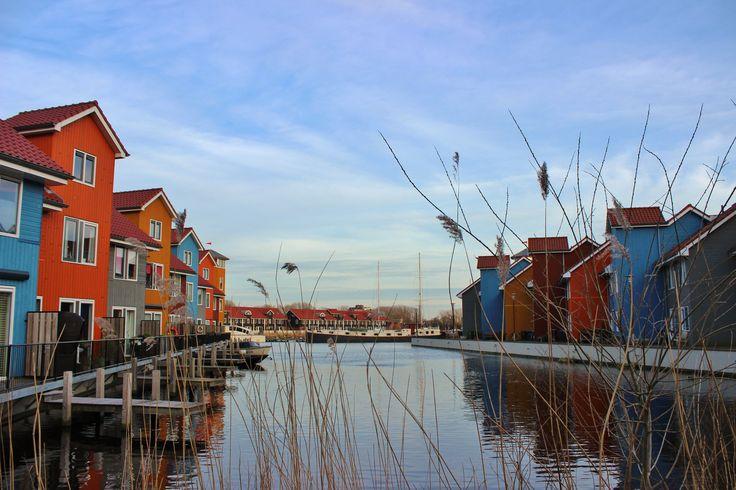 Groningen ~ Reitdiep