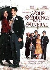 фильм Четыре свадьбы и одни похороны