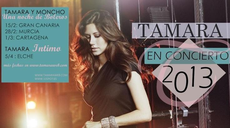 El próximo viernes, 15 de febrero, a las 20,30 horas, en el CICCA de Las Palmas, Tamara y Moncho, dos clásicos de la canción melódica, presentan su último trabajo conjunto, que lleva por nombre ENCADENADOS.  http://www.nocheydiagrancanaria.net/2013/02/musica-en-vivo-1502-tamara-y-moncho.html