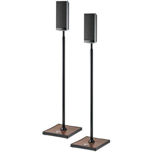 OMNIMOUNT GEMINI 1 B Gemini Audiophile Speaker Stands, 2 pk. OMNIMOUNT GEMINI 1 B Gemini Audiophile Speaker Stands, 2 pk.