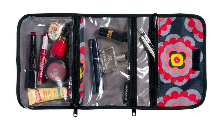 organizador de cosméticos, viaje, hogar mini