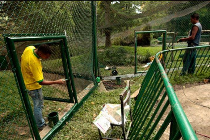 Gobierno Nacional aprobó recursos para rehabilitación del Zoológico de Caricuao