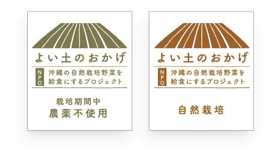 沖縄の自然栽培野菜を給食にするプロジェクト : アイデアにんべん