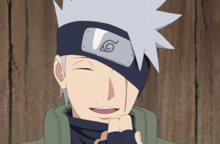 Kakashi Hatake Finally Unmasked in Naruto Shippuden!