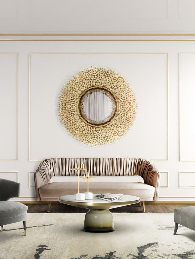 Some of the best interiors designers agree that certain colors can create a pared-down look that's anything but austere. In fact, neutrals don't have to be boring and when it comes to decorating, a neutral palette doesn't always to start and end with beige. http://bocadolobo.com/blog