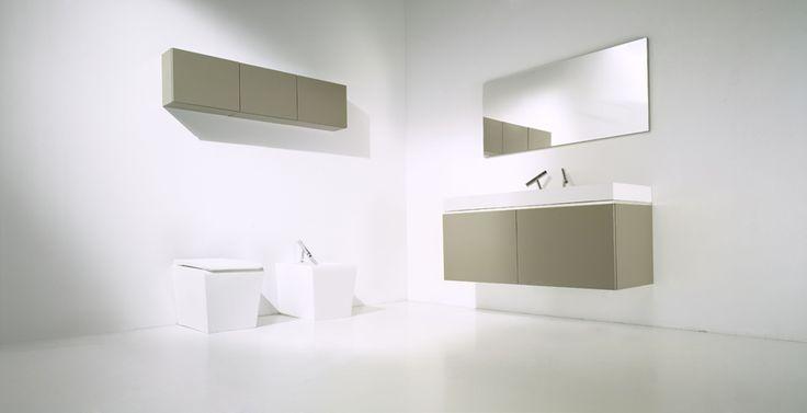 Muebles De Baño Faro:Lavabo a medida de diseño en resina SUPERCITY de SANICO