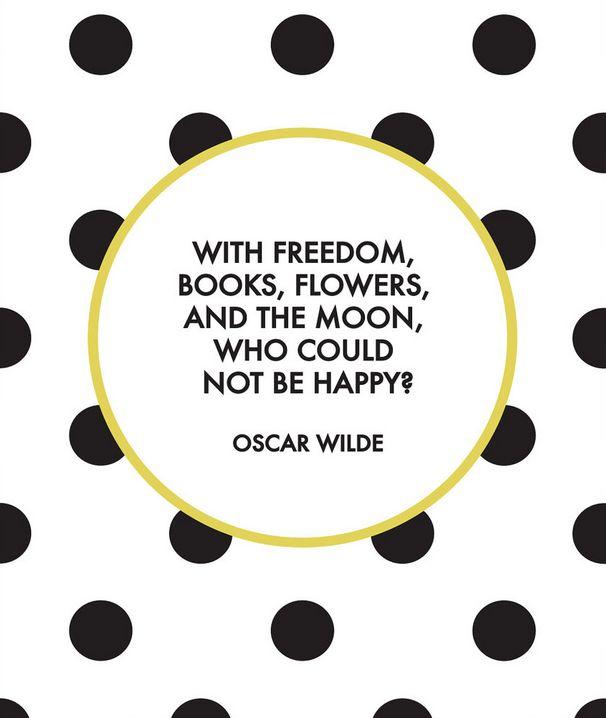 Hear hear Oscar!