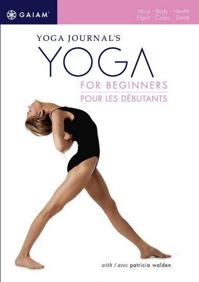 Goûtez à la joie du yoga et aux bienfaits d'une pratique quotidienne avec le Yoga pour les débutants. Joignez-vous au professeure de yoga de réputation internationale Patricia Walden, tandis qu'elle présente une approche contemporaine facile à suivre de hatha yoga, une pratique qui remonte à des centaines d'années. Vous allez apprendre l'éventail complet des mouvements de base - appelés asanas - y compris des postures de relaxation. Une introduction sensationnelle à cette pratique efficace…