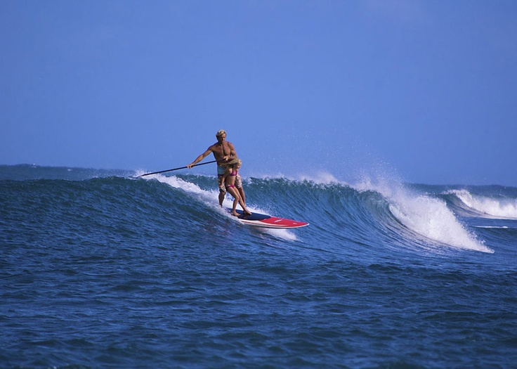 Laird & Reece, the family that surfs together...Surf Together, People Shots, Paddles Surf, Paddles Boards N Surf, Water 3, Add H2O, Outdoor Adventure, Paddles Boardnsurf