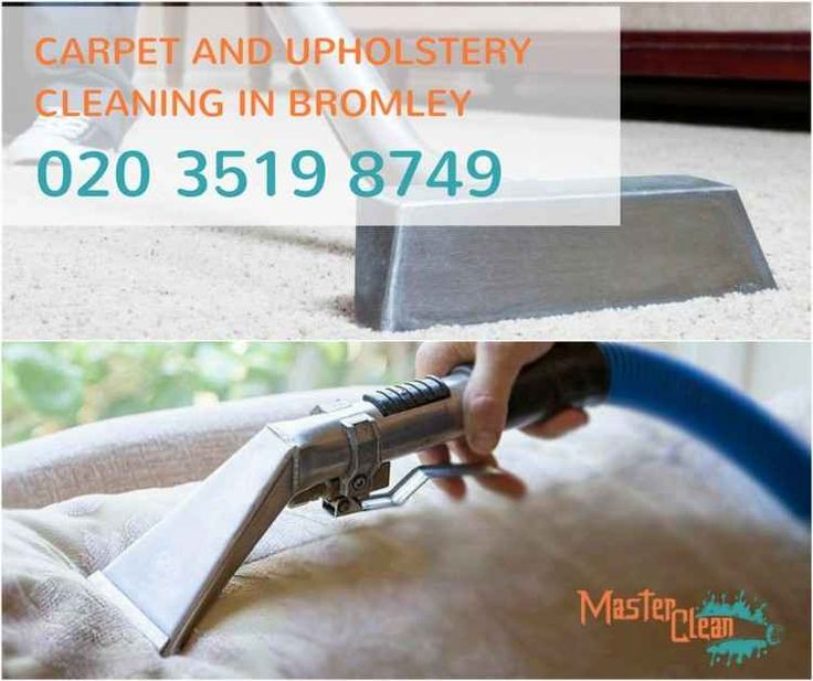 If your carpets and upholstery started to look filthy and wored it is time to request a professional carpet cleaning. Fortunately, our staff in Bromley is trained and knowledgiable to deal with any dust and dirt. We provide professional carpet and upholstery cleaning using two sanitising methods - steam or dry. Which one is suitable for yours is said by fabrics manufacturer but if you are not sure, just mention that while book a procedure and we will send you a team equipped with both…