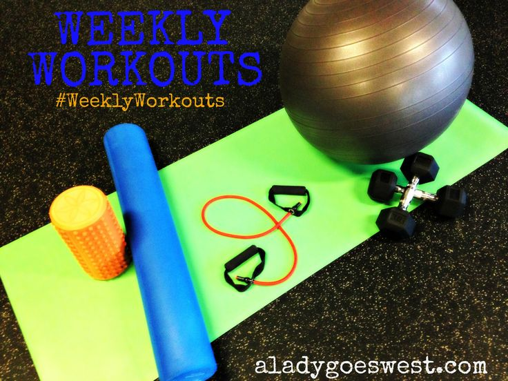 Weekly workout recaps are a great way to stay on track: http://aladygoeswest.com/2014/09/15/weekly-workout-recap-and-a-huge-barre-class-giveaway/