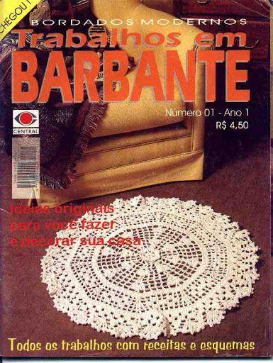 TRABALHOS BARBANTE ANO 1 NUMERO 01 - Zuleika Sousa - Picasa Web Albums