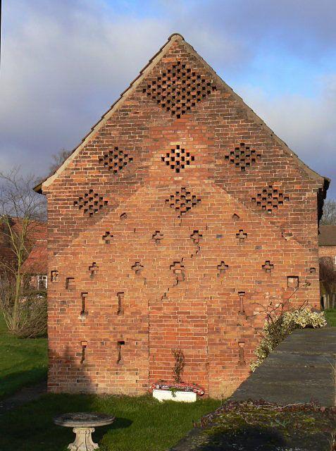 Barn end - geograph.org.uk - 1628962 - Barn - Wikipedia, the free encyclopedia