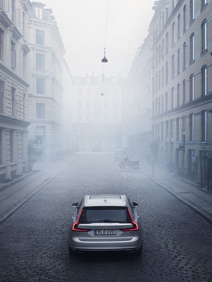 Photographer Magnus Mårding  For Volvo