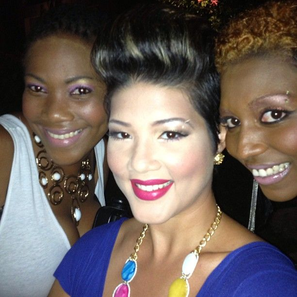 Hair Style To Download What Is Tessanne Chin Hair | Short Hairstyle ...