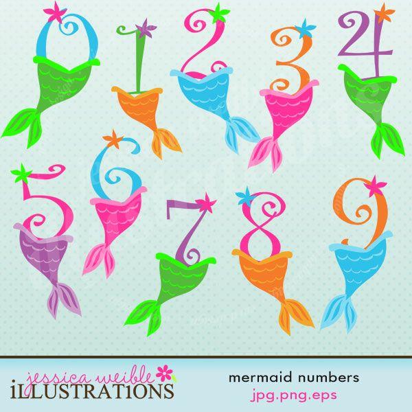 265 best Mermaid Birthday Party images on Pinterest Mermaid