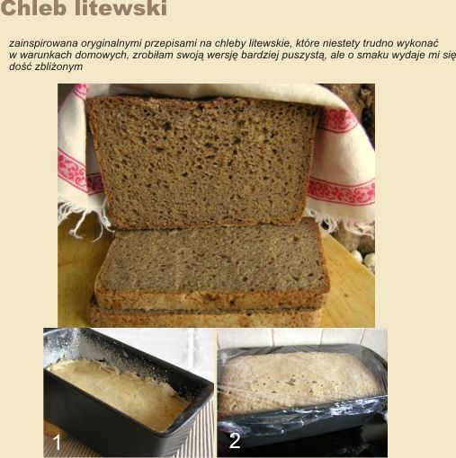 Chleb litewski