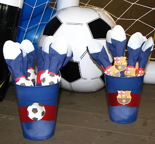 Utopia Party Decor: Soccer Party Decor