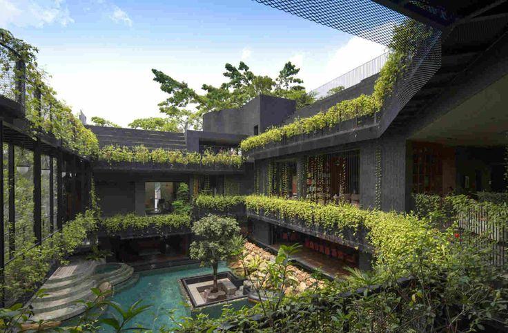 ♥ Тропический рай в Сингапуре