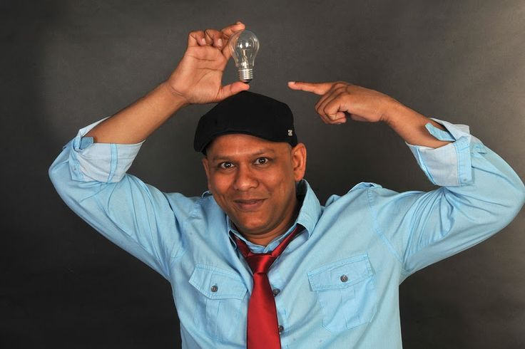 """Pravesh Mungaldave. Johannesburg, South Africa. He has progressed to professional MCing and standup comedy, enticing audiences with witty, sharp humour about experiences from his childhood to current affairs. As a professional MC and comedian, Pravesh has added spark to various corporate functions. Pravesh says, """"As a MC you are responsible for holding together the function and ensuring its success, which I do with ease"""""""