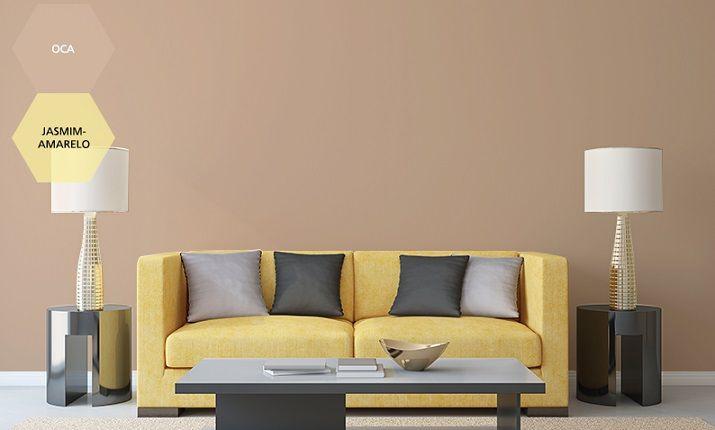 7 melhores imagens de pinturas para casa no pinterest for Cores sala de estar feng shui