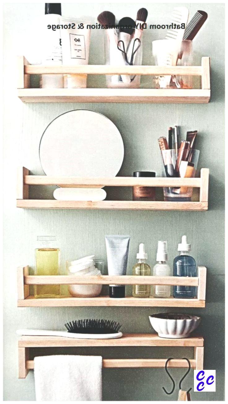 Außergewöhnliche Aufbewahrung und Organisation von Badezimmern Konzepte Bad…   Ikea gewürzregal ...