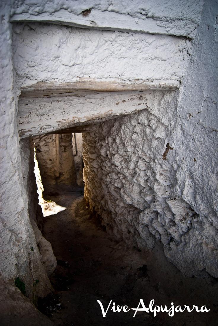 Arquitectura y urbanismo medieval en Ferreirola. Vive Alpujarra
