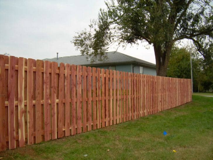 Brilliant Best Fence Material 1 Best Privacy Fence With Images