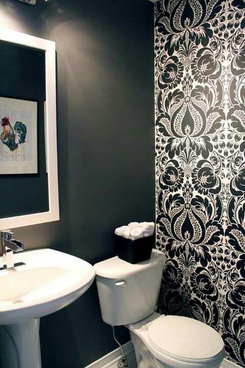Las 25 mejores ideas sobre paredes tapizadas en pinterest for Paredes tapizadas