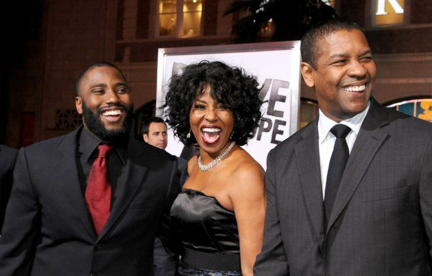 Denzel Washington and wife Pauletta's son J.D. is hitting Hollywood. Like Father, Like Son: Denzel Washington's Kid Lands First Starring Role