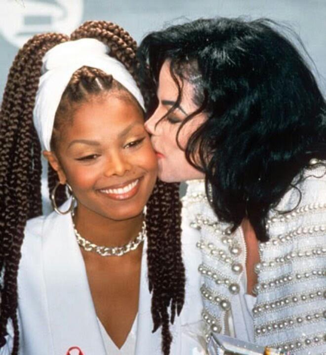 Michael and Janet Jackson                                                       …