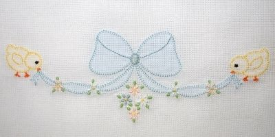Kathy Drew Designs - Baby Chicks n Bows