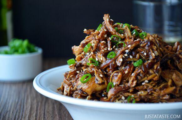 Quick and Easy Chicken Recipes | recipe via justataste.com