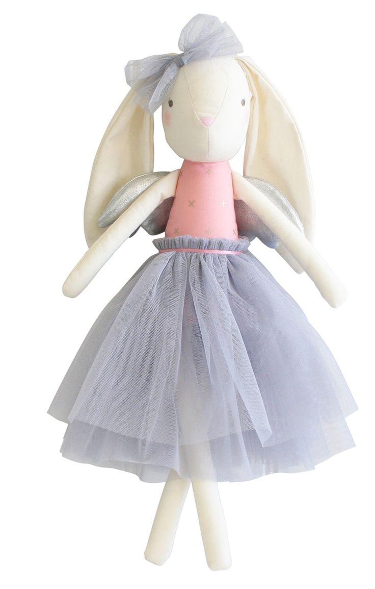 Angel Bunny Silver