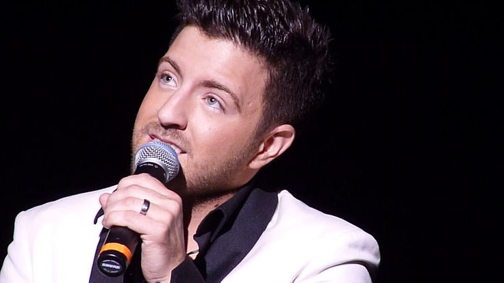 A New Christmas Song by Billy Gilman ~ in concert 11/11/17