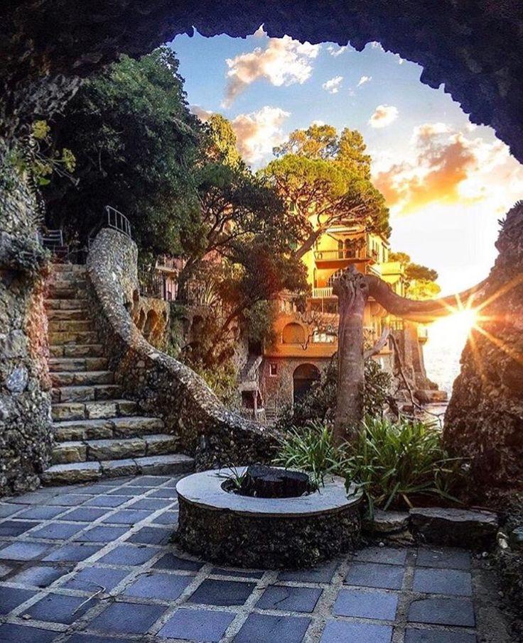 Portofino (comuna), Ligúria, Gênova, Italy
