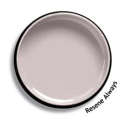 Resene Always is a constant and elegant pale mushroom, pink and beige mix. Try Resene Always with pink red oxides, faded greys or greyed whites, such as Resene Tempt, Resene Quarter Baltic Sea or Resene Sea Fog. From the Resene The Range fashion colours 18. Latest trends available from www.resene.com/range18. Try a Resene testpot or view a physical sample at your Resene ColorShop or Reseller before making your final colour choice.
