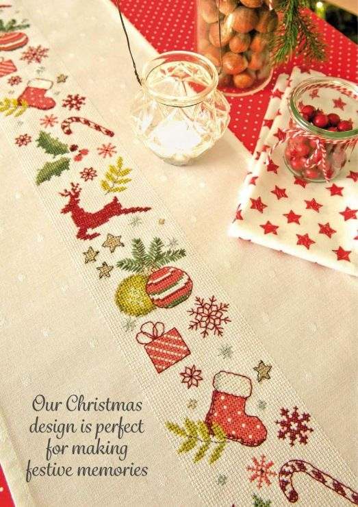 Gallery.ru / Фото #23 - Cross Stitch Collection №268 2016 - Chispitas