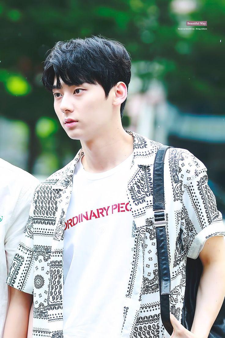 Minhyun| 황민현